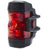 Busch + Müller IXXI - Luces para bicicleta - rojo/negro